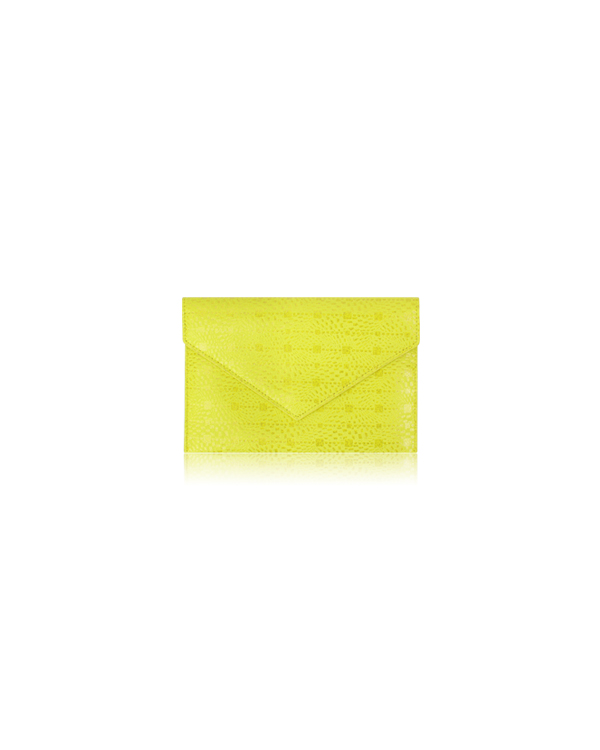 LOVELETTERMOROCCO LEMON YELLOW