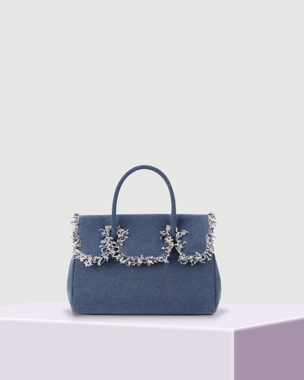 ARIA MINI CANVAS POPCORNMAYA BLUE